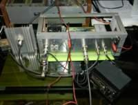 New 1296-28 Mhz transverter